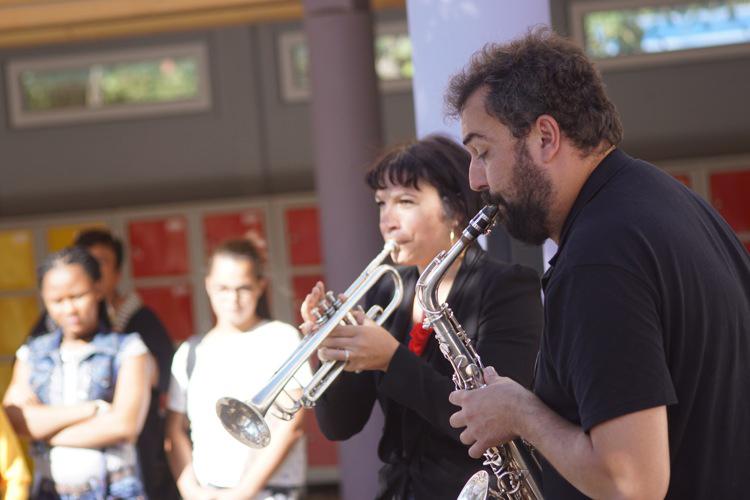 Rentrée en Musique & Résidence Territoriale d'Éducation Artistique et Culturelle